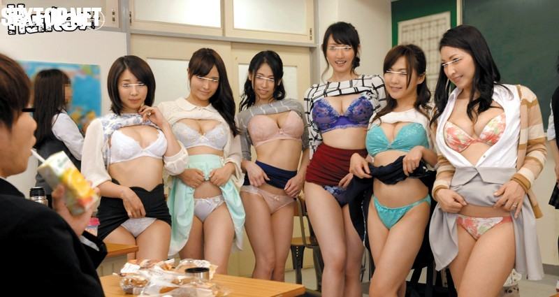 HUNTA-202 Young Wife Night Time Students